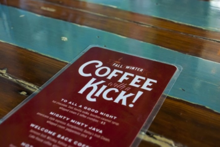 Coffee Kick