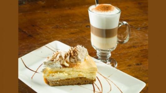 Dessert Cappucino & Cheesecake
